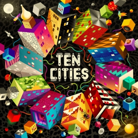 VA - Ten Cities